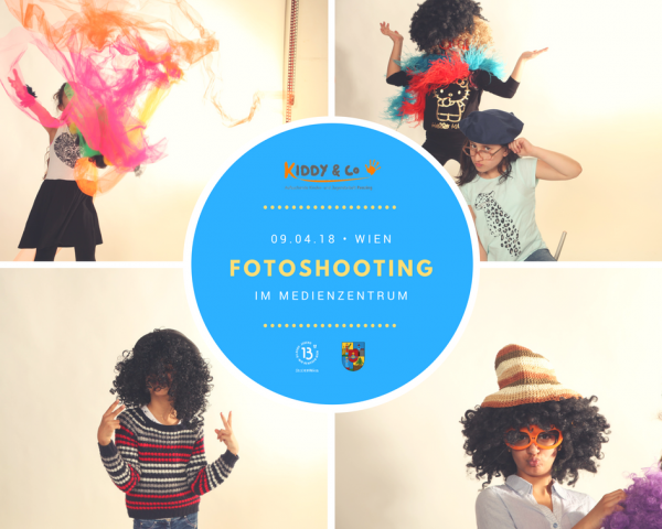 Fotoshooting Kiddy & Co