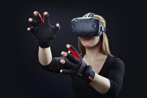 Virtual Reality Handschuhe
