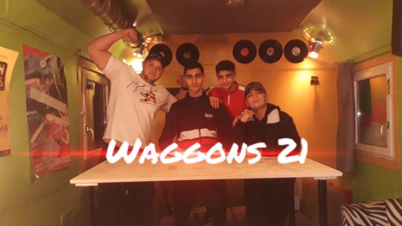 Waggons 21