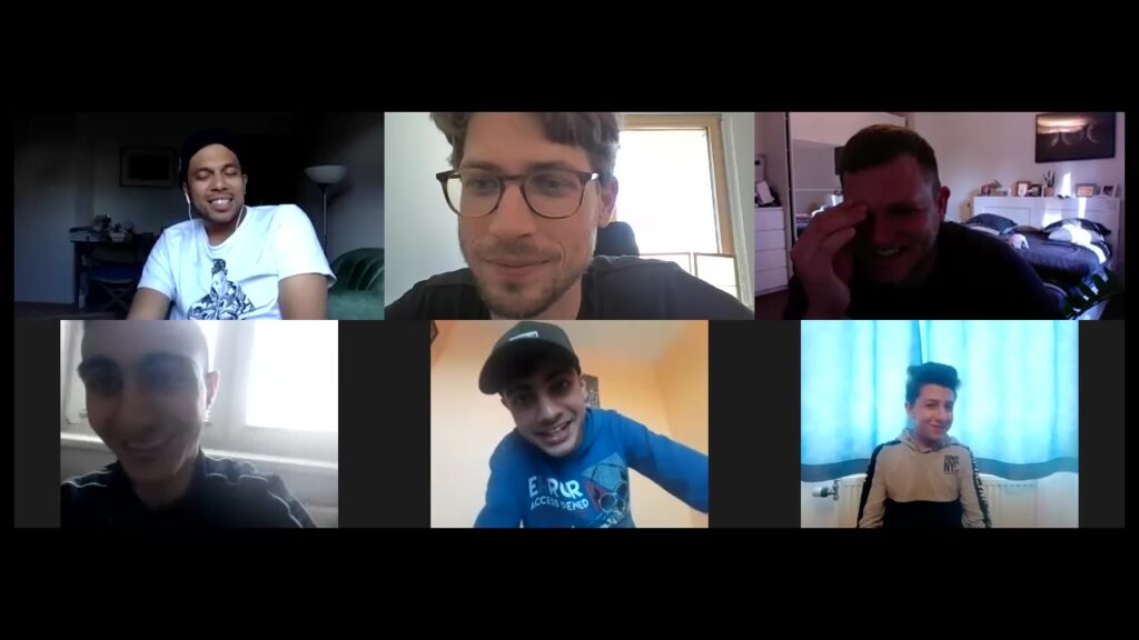 Youtuber im Interview