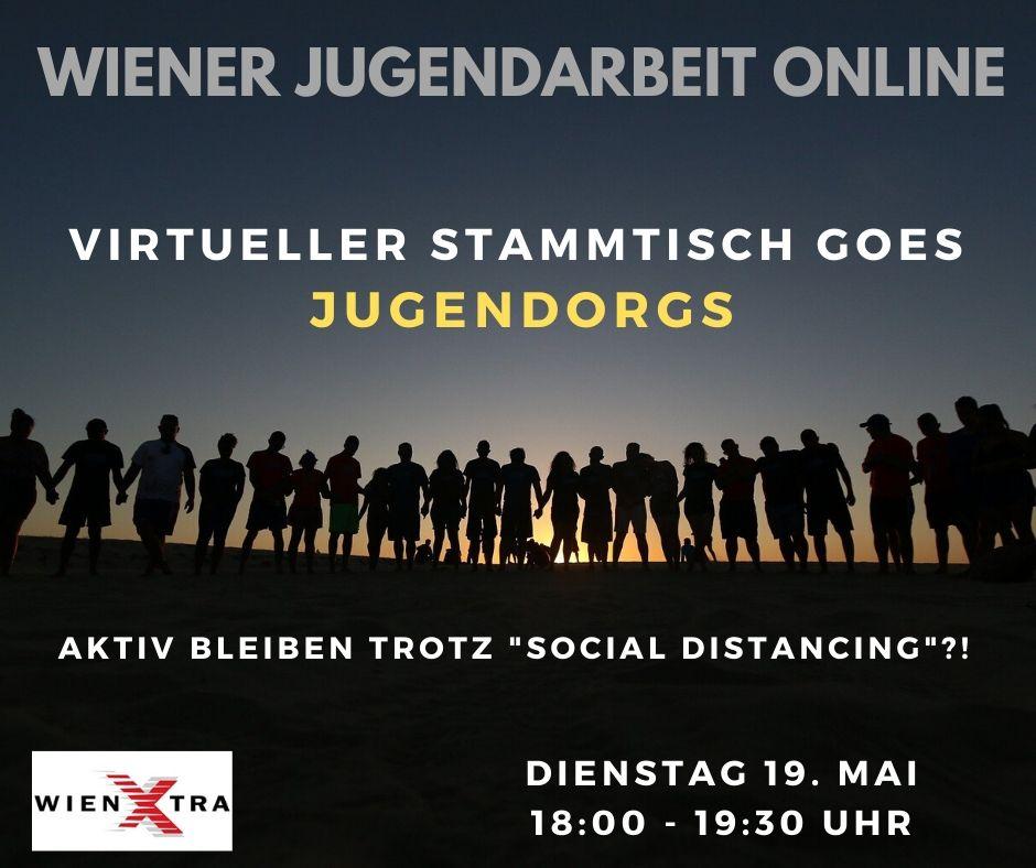 Virtueller Stammtisch goes Jugendorgs