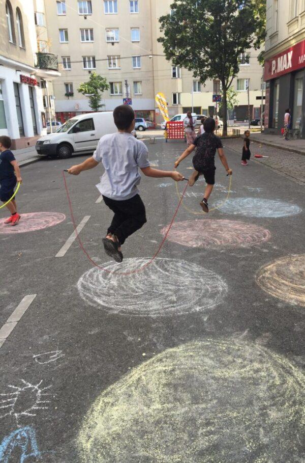Spiel!Straße in besonderen Zeiten